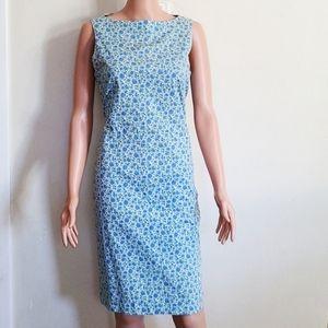 RALPH LAUREN SPORT Floral sleeveless dress